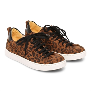 Angulus - Sneakers med snøre - Leopard