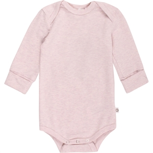 Müsli - Cozy me Body l/s  - Rose melange