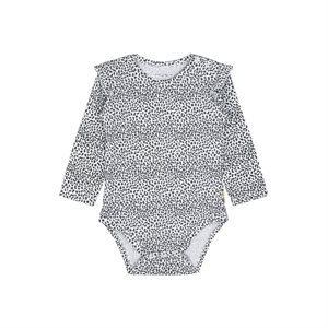 Hust&Claire - Body med leopardprint - Sugar