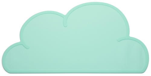 KG Design Sky cloud dækkeserviet dinner mat table mat aqua