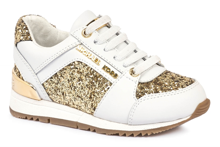 Michael Kors - Sneakers - White Gold