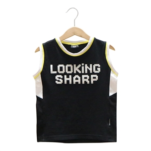 Lucky No.7 - Looking sharp tanktop - sort