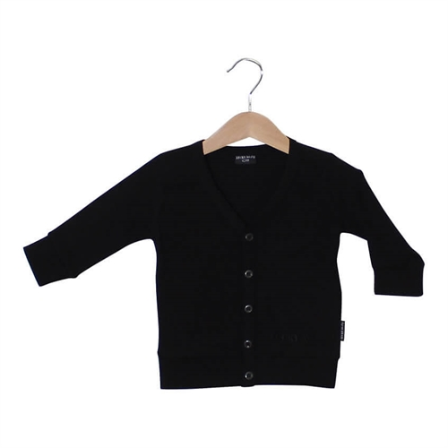 Lucky No.7 - Little Black Cardigan