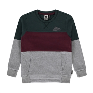 Tumble 'N Dry - Otte sweatshirt - Green Dark