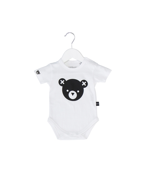 HUXBABY - Bear Essentials Body s/s
